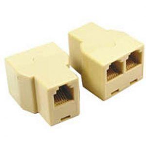 ADATTATORE MODULARE 3 PR 8P/8C PIN-PIN - cod. 38.0011028