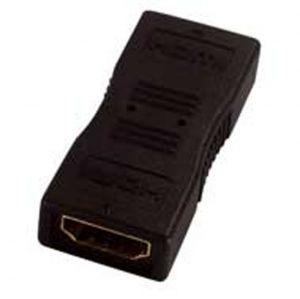 ADATTATORE PR.HDMI -PR.HDMI (HDMI 19PIN) DORATO - cod. 38.0012534D