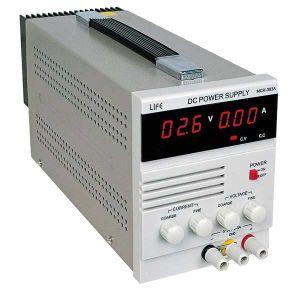 ALIMENTATORE PROF. 0-5A 0-30V - cod. 41.5DF0530