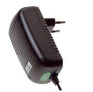 ALIMENTATORE SWITCHING 12Vdc 2A (24W) CON 2 CONNETTORI 5.5X2.1/5,5x2,5mm. CON ERP - cod. 41.A20V12S2