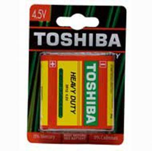 3R12  B1 PILA  4,5V HEAVY DUTY TOSHIBA - cod. 73.05312TB1