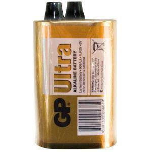 908AU-S1     PILA 4LR25-0   6,0V (ultra alkaline)  GP - cod. 73.20250G