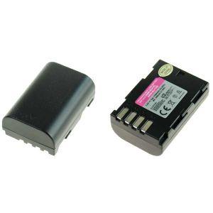 Batt. telecamera Litio 7,2V 1,7Ah per DMW-BLF19, DMWBLF19E, 56.60x39.25x20,90mm PANASONIC COMPAT. - cod. 74.0622218