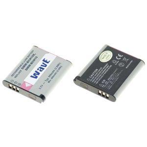 Batt. telecamera Litio 3,7V 0,95Ah per DMW-BCN10, DMW-BCN10E, 40.00x34.15x6.60mm PANASONIC COMPAT. - cod. 74.0622309