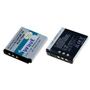 Batteria telecamera Litio 3,7V 0,75Ah per NP-50/ KLIC-7004/D-LI68 FUJI/KODAK/PENTX COMPAT - cod. 74.0660507
