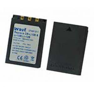 Batteria telecamera Litio 3,7V 1,09Ah per LI-10B 45.7X31.7 H=10.0 OLYMPUS COMPATIBLE - cod. 74.0671010