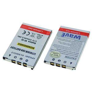 Batteria telecamera Litio 3,7V 0,63Ah per NP-20 50.80x32.45x4.60mm CASIO/EXILIM COMPATIBLE - cod. 74.0682006
