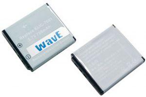 Batteria telecamera Litio 3,7V 0,70Ah per KLIC-7001 39.50x35.40x5.60mm KODAK COMPATIBLE - cod. 74.069K807