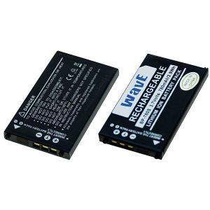 Batteria telecamera Litio 3,7V 0,78Ah per BP-780S 56.40x31.70x5.85mm KIOCERA COMPATIBLE - cod. 74.06IBP07