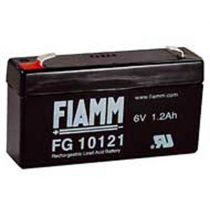 BATT. AL PIOMBO  6V  1,2Ah FIAMM FG10121 - cod. 74.0906012