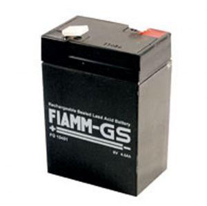 BATT. AL PIOMBO  6V  4,5Ah FIAMM FG10451 - cod. 74.0906040