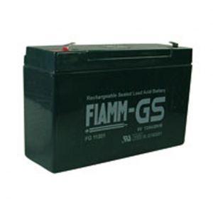 BATT. AL PIOMBO  6V  12 Ah FIAMM FG11201 - cod. 74.0906120