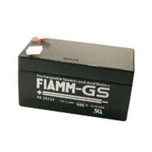 BATT. AL PIOMBO 12V  1,2Ah FIAMM FG20121 - cod. 74.0912012