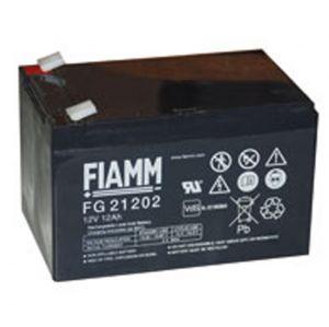 BATT. AL PIOMBO 12V  12 Ah FIAMM FG21202 - cod. 74.0912120