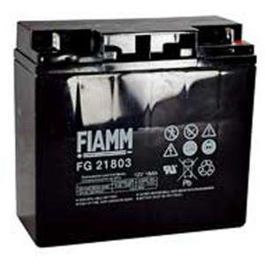 BATT. AL PIOMBO 12V  18 Ah FIAMM FG21803 - cod. 74.0912150