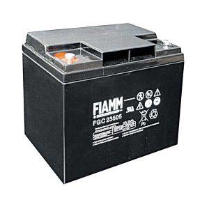 BATT. AL PIOMBO 12V  35 Ah FIAMM CYCLIC USE FGC23505 - cod. 74.09C12350