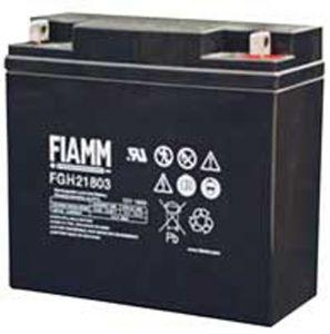 BATT.PIOMBO HIGH RATE 12V 18,0Ah FIAMM 12FGH65 - cod. 74.09H12180