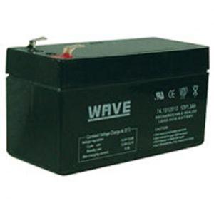 BATT. AL PIOMBO 12V  1,1Ah WAVE - cod. 74.1012012