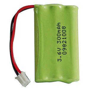 BATTERIA PER TELECOM COLORS 3,6V 300mAh NI-MH LIFE BLIST - cod. 74.L3T307