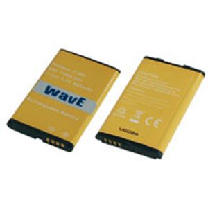Batteria PDA Litio  3,7V 0,90Ah per 8100 54.67x33.95x5.10mm BLACKBERRY COMPATIBLE - cod. 74.PBB8109