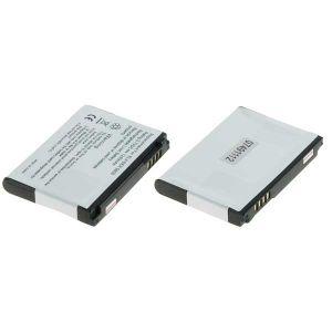 Batteria PDA Litio  3,7V 1,25Ah  per  F-S1, TORCH 9800 51.35x36.80x6.75mm BLACKBERRY COMPATIBLE - cod. 74.PBB9812