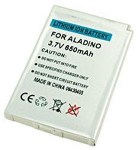 BATTERIA PER TELECOM ALADINO SLIM Litio 3.7V 700mAh 4.3mm - cod. 74.W3T901