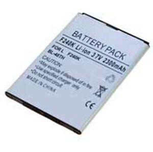 Batteria Litio 2300mAh per LG F240K, Optimus G Pro, BL-48TH - cod. LELGOGP.BLSS1
