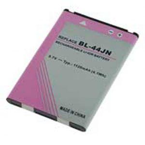Batteria Litio 1500mAh per LG BL-44JN, P970, OPTIMUS BLACK COMPATIBLE - cod. LELGP970.BLSS