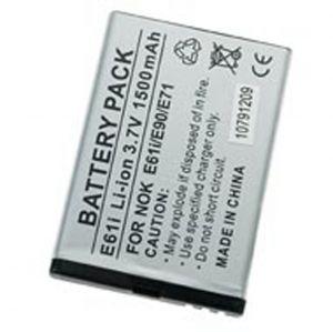 Batteria Litio 1500mAh per Nokia BP-4L E52,E55, E61i,E63,E71,E72,,E90,N8210,N97,6760 SL - cod. LEN97.BLSS1