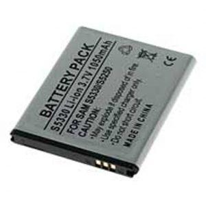 BATTERIA LI-ION  1100mAh PER SAMSUNG EB494353VU, S5250/WAVE LITE, S5330/WAVE PRO, S7230/WAVE LITE - cod. LES7230.BLSS