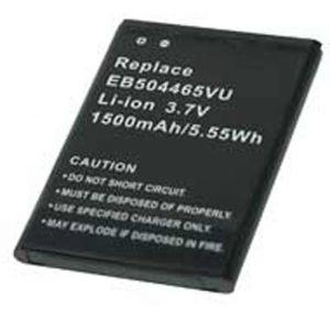 Batteria Litio 1500mAh 4.90mm per SAMSUNG EB504465VU, B7300, B7300C, i8910 - cod. LESGHI8910.BLSS