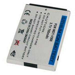 Batt. Litio 700mAh 4.7mm per BA600(SNN5683A), A700,E680,T280,V400P,V547,V550,V60,V600,V60I,V620,V635 - cod. LEV300.BLSS