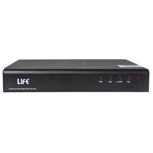 DVR PENTAPLEX AHD 4CH Full 720P H264 HDMI,AUDIO,DDNS,HDD SATA NON INCLUSO - cod. 75.AHD3004
